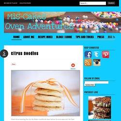 Mis-Cakes Oven Adventures