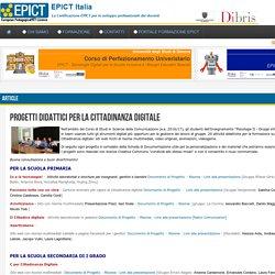 Certificazione Pedagogica Europea sull'uso delle TIC