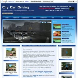 City Car Driving - car simulator, driving game