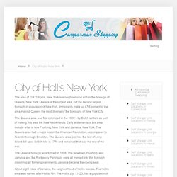 City of Hollis New York