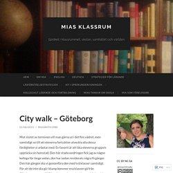City walk – Göteborg