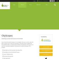 CityScapes - Cities for People