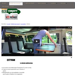 reimo Cityvan