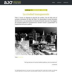 La ciudad transparente – Revista Ajo