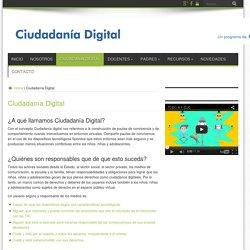Programa ciudadanía digital