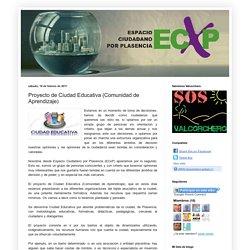 Proyecto de Ciudad Educativa (Comunidad de Aprendizaje)