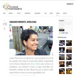 Ciudadanos Emergentes: Javiera Maira