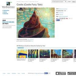 Castle (Castle Fairy Tale) - Mikalojus Ciurlionis