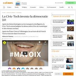 La Civic-Tech invente la démocratie 2.0
