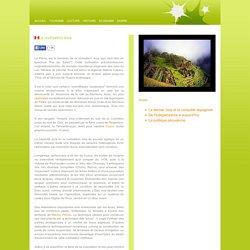 Perou .com, l'Histoire de la civilisation Inca, de Manco Capac à sa destruction par Pizarro et Almagro