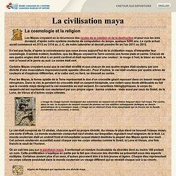 Cosmologie maya