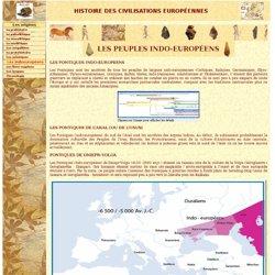 les peuples indo-européens