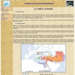 la grèce antique - l'époque classique