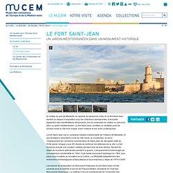 MuCEM - Le Fort Saint-Jean
