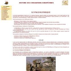 le paleolithique