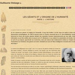 Guillaume-Delaage - Civilisations – Hermétisme - spiritualité