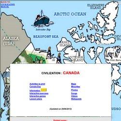 Civilization : Canada