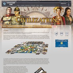 Civilization - Description