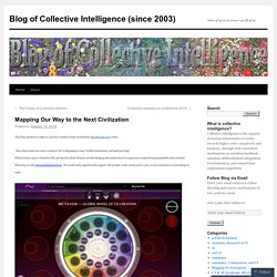 Blog of Collective Intelligence 2003-2015
