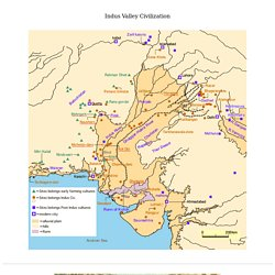 Indus Valley Civilization, Mohenjo Daro, Harappan Culture