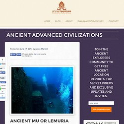 Ancient Advanced Civilizations