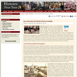 Les civils dans la Première Guerre mondiale