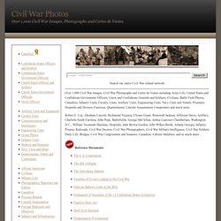 CivilWarPhotos.net
