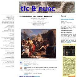 Civis romanus sum - Ressources pédagogiques latin
