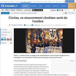 Civitas, ce mouvement chrétien sorti de l'ombre