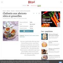 Clafoutis aux abricots : recette facile