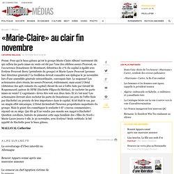 «Marie-Claire» au clair fin novembre