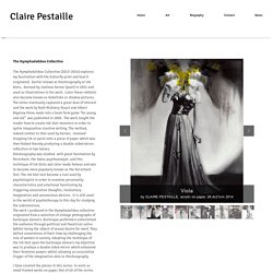 Claire Pestaille, British Artist