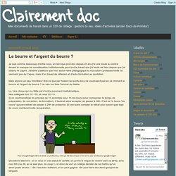 Clairement doc