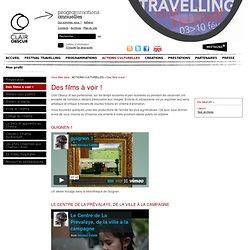 Des films à voir ! - clairobscur association de promotion du cinéma - festival travelling rennes
