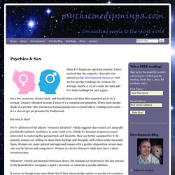 Psychics, mediums, clairvoyants, intuitives in PA