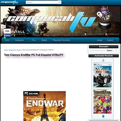 Tom Clancys EndWar PC Full Español VITALITY