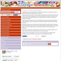 Clara y el belén de navidad - CuentosBreves.org