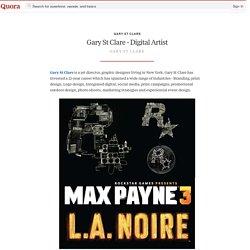 Gary St Clare - Digital Artist - Gary St Clare - Quora