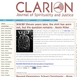 Clarion: Journal of Spirituality and Justice