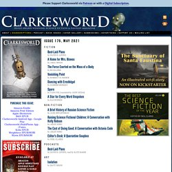 Clarkesworld Magazine - Online Science Fiction and Fantasy : Issue 60
