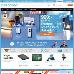 Clas Ohlson Internetbutik
