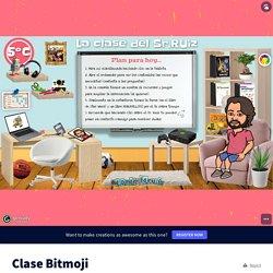Clase Bitmoji by David Ruiz on Genially