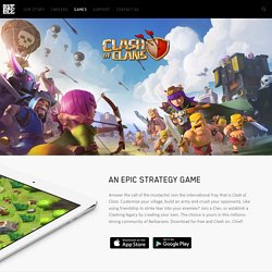 Clash of Clans × Supercell