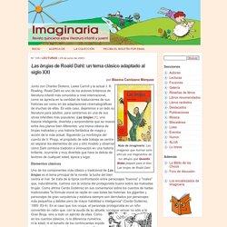 Las brujas de Roald Dahl: un tema clásico adaptado al siglo XXI - Imaginaria No. 105 - 25 de junio de 2003