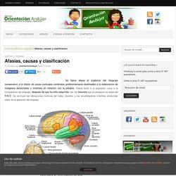 Afasias, causas y clasificación -Orientacion Andujar