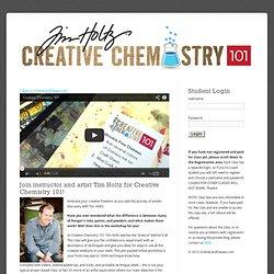 Tim Holtz Creative Chemistry 101 |
