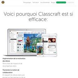 Classcraft - Faites de l'apprentissage une aventure