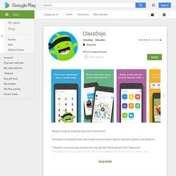 ClassDojo - Apps on Google Play