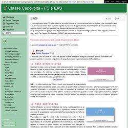 Classe Capovolta - FC e EAS - EAS