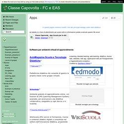Classe Capovolta - FC e EAS - Apps